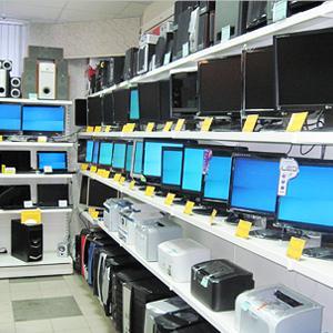 Компьютерные магазины Караидели