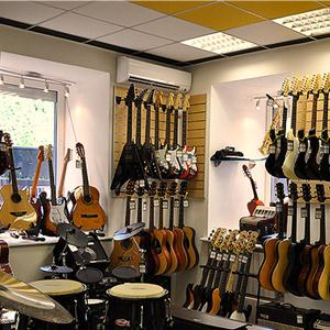 Музыкальные магазины Караидели