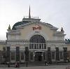 Железнодорожные вокзалы в Караидели