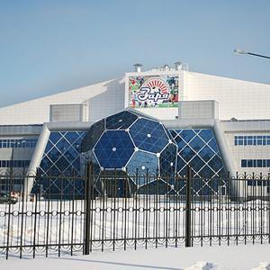 Спортивные комплексы Караидели