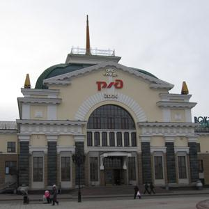 Железнодорожные вокзалы Караидели